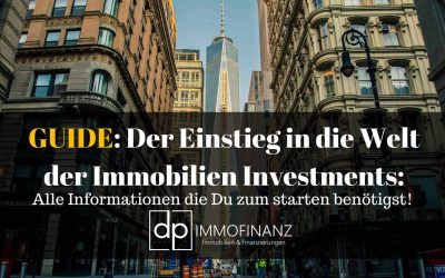 ➤ Immobilien Investment: So verdient man passiv Geld als Vermieter