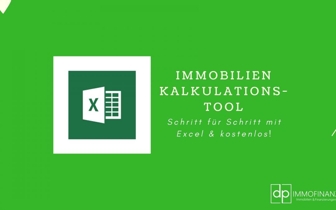 Immobilien Rendite berechnen – Excel Tool 📋 Gratis