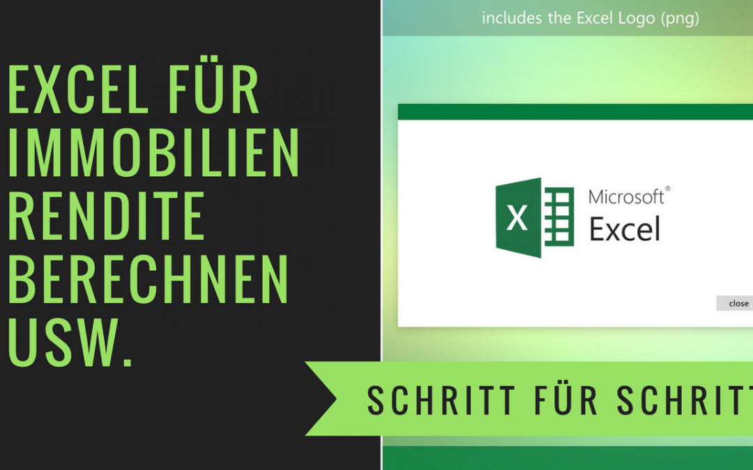 Kalkulation von Immobilien Investments – Excel Tool DP-IMMOFINANZ