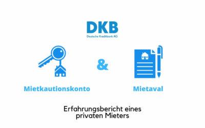 DKB Mietkautionskonto 💰: Anleitung & Test für Mieter & Vermieter